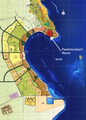 Pyramisa Map